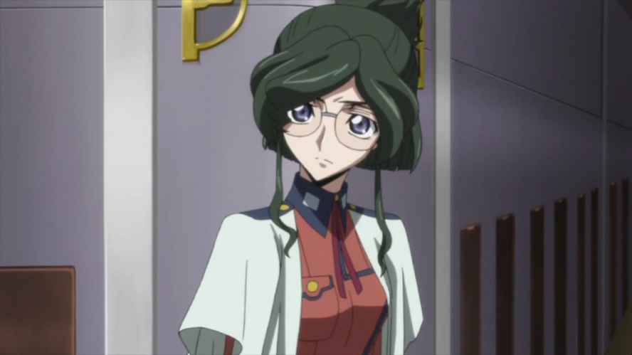 Nina Einstein from Code Geass